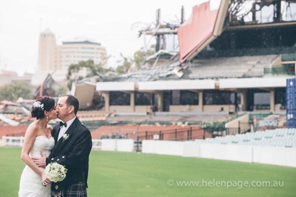 Wedding Photography Adelaide Oval