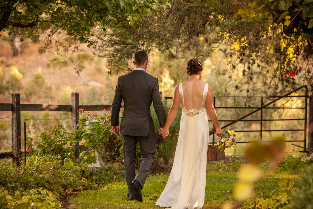 Wedding Photography Adelaide Hills Country Cottages