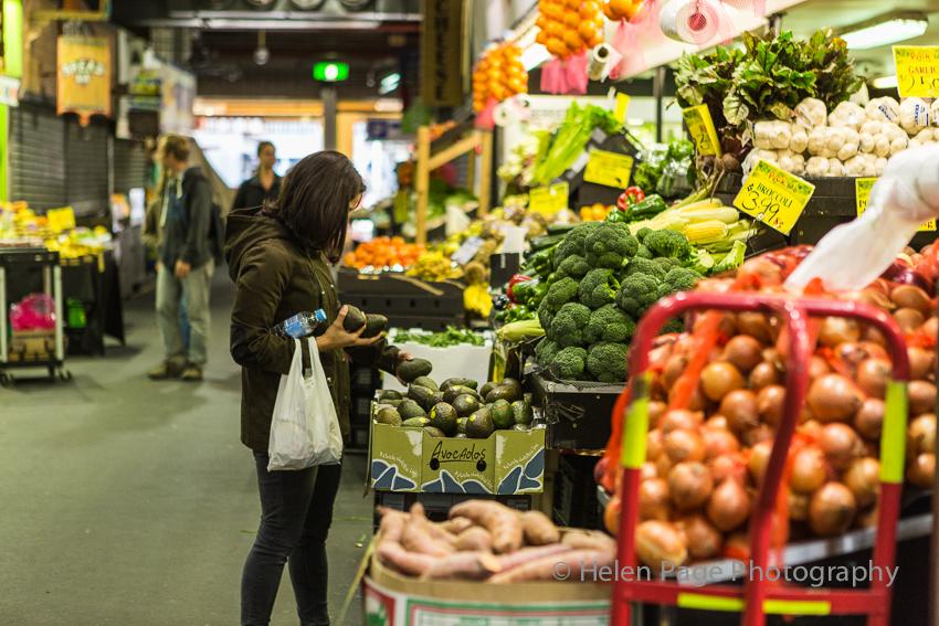 Food, Adelaide Central Market