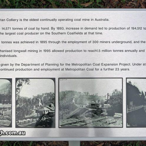 metropolitan-colliery-historical-signs