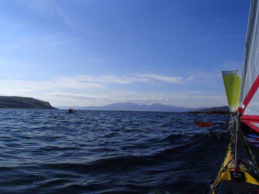 cumbrae sailing 1