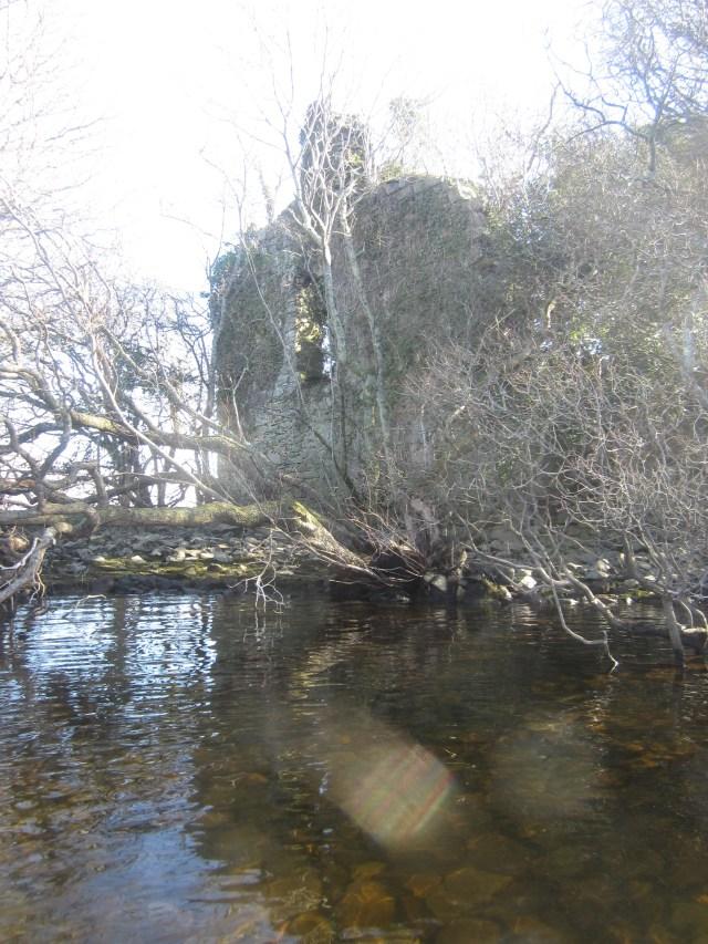 Castle 4: Inchgalbraith