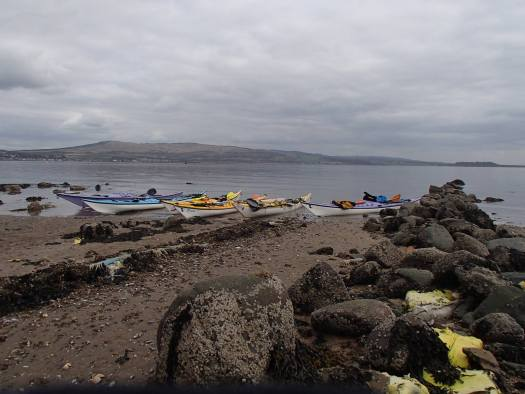 The lunch stop