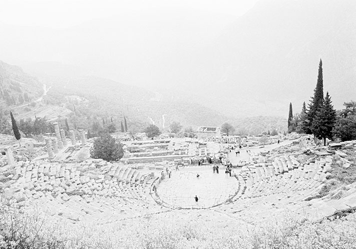 Tale (Delphi 2) 1996 - Pigment Print, Variable Size