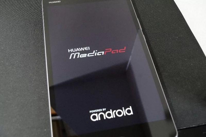ファーウェイの8インチタブレット「MediaPad M3 Lite」のLTE版を購入したのでスペック紹介とレビュー