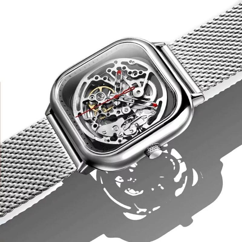 シャオミが自動巻き腕時計「Xiaomi CIGA Wristwatch」の発売を始めたそうです。[PR]