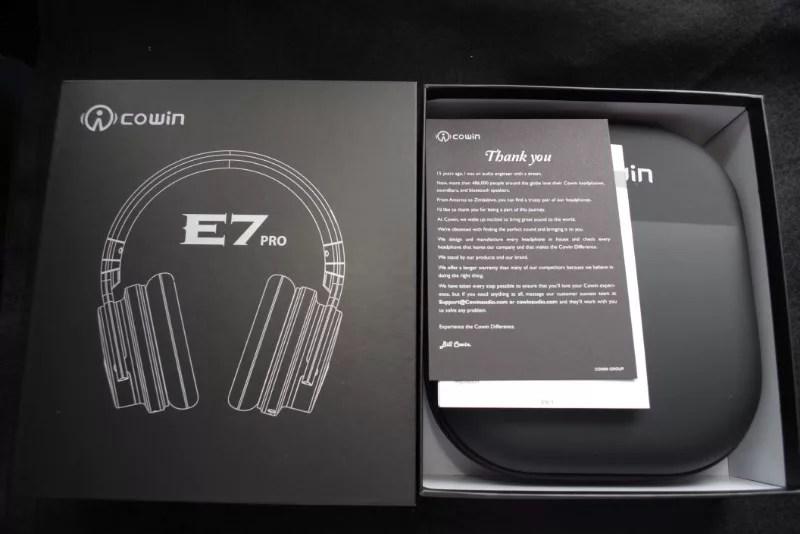 COWIN E7 PRO review 03