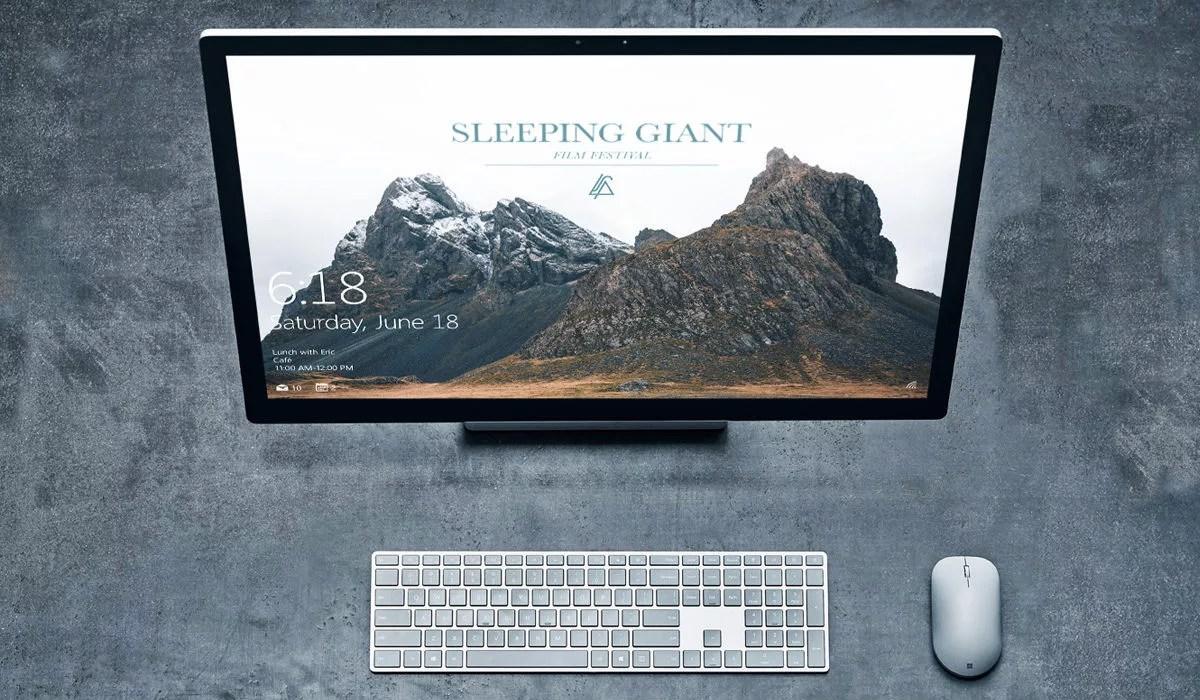 Microsoft Surface Studio image
