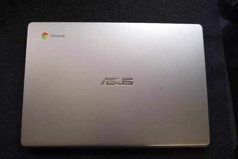 review ASUS Chromebook C223 07