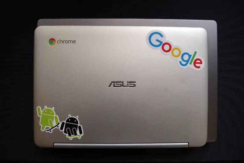 review ASUS Chromebook C223 20