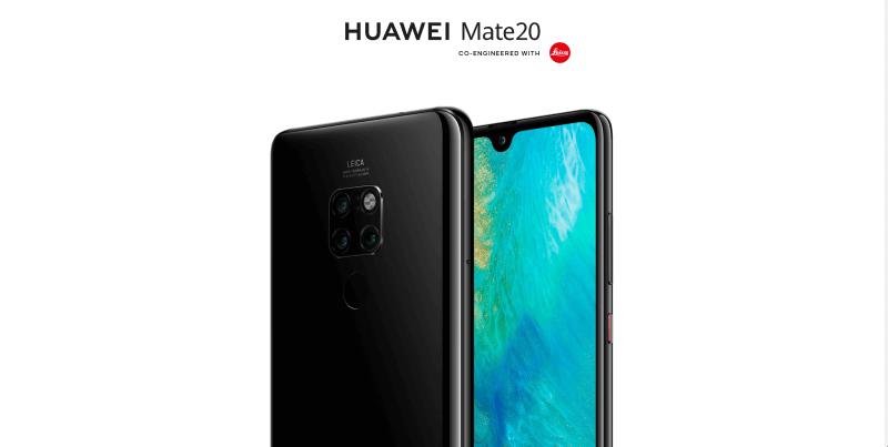 HUAWEI Mate 20 Kirin 980 EMUI 9 0 AI phone HUAWEI Global
