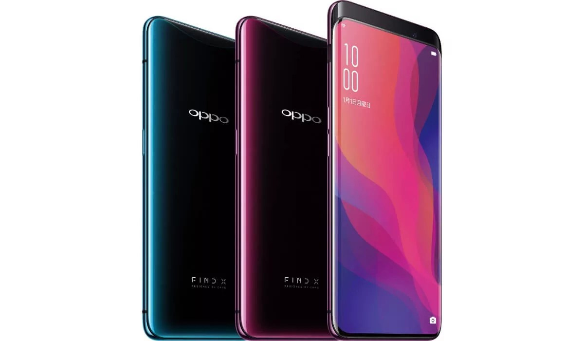 Oppo Find x for rakuten