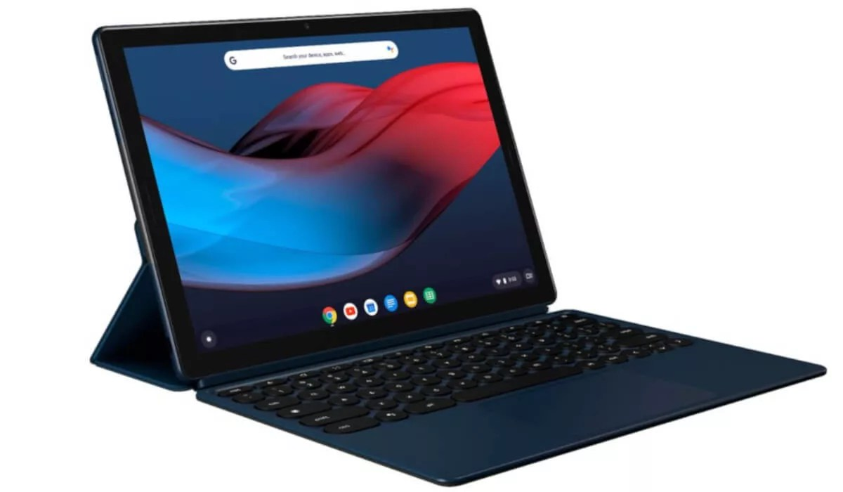 pixel slate made by google