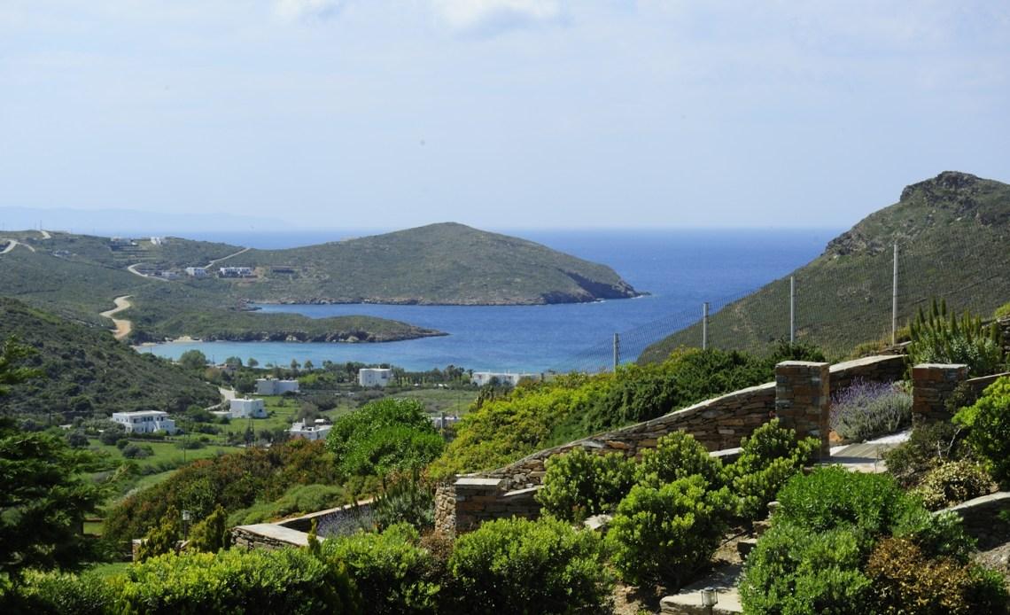 Heliades Villas: Sea View Villas in Andros Greece