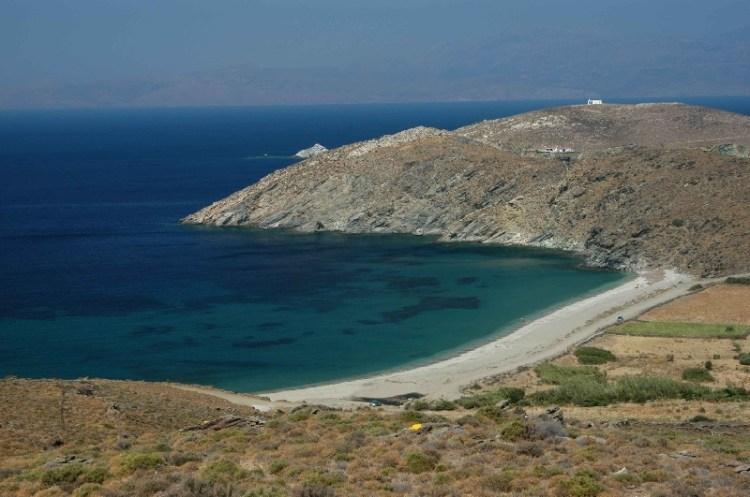 Pisolimionas beach Andros