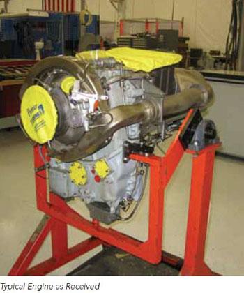 A Behind The Scenes Look At Turbine Engine Overhaul