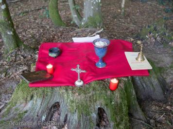 Messe gnostique sylvestre   Heliogabale
