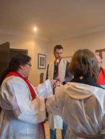 Messe gnostique 02 01 2016