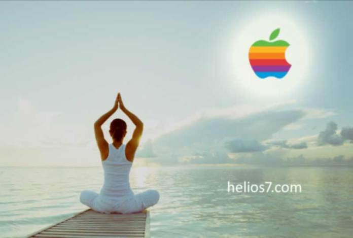 iphone apps for meditation