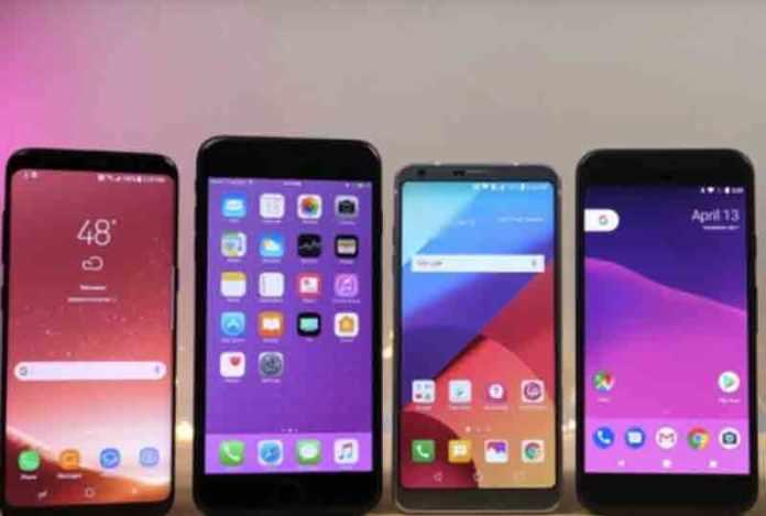 mobile comparision