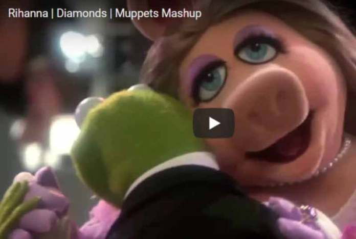 rihanna diamonds mashup