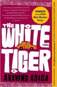 White Tiger: A Novel by Aravind Adiga