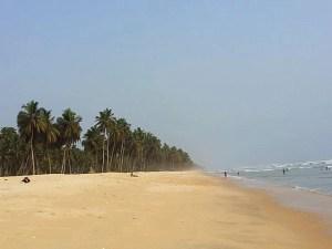 Nzema beach