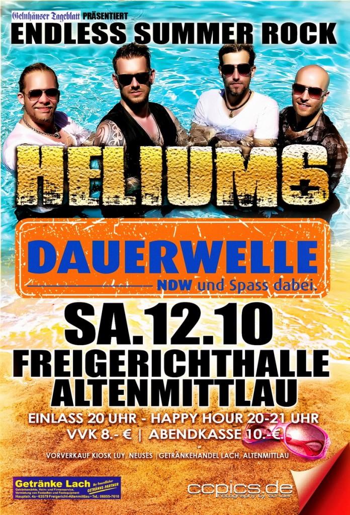 helium6 Endless Summer Rock CCPICS