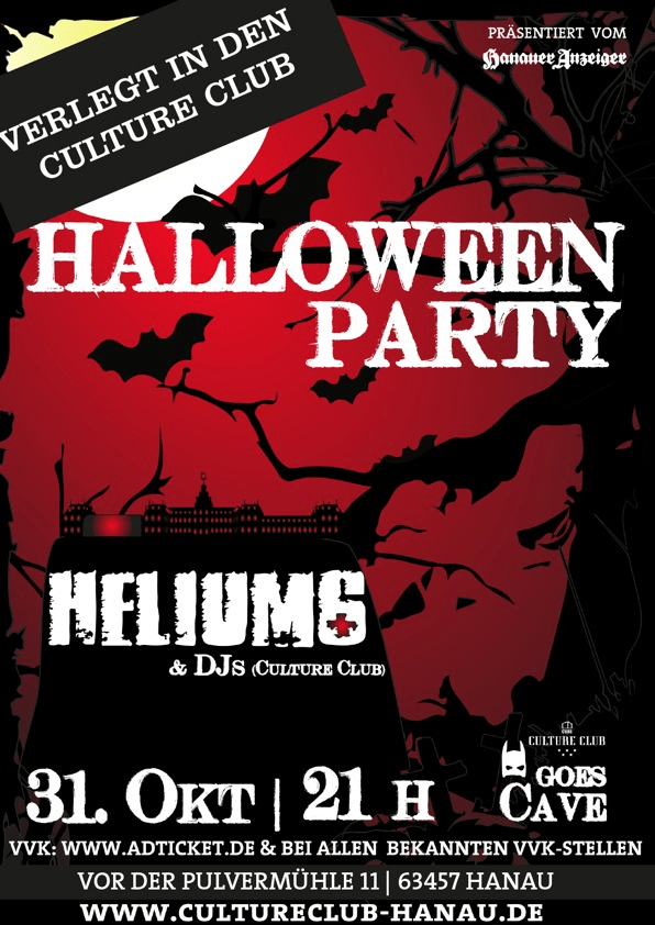 helium6 Halloween