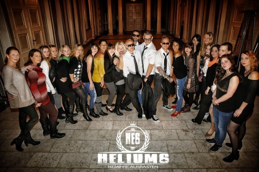 helium6 Fotoshooting 12.2014
