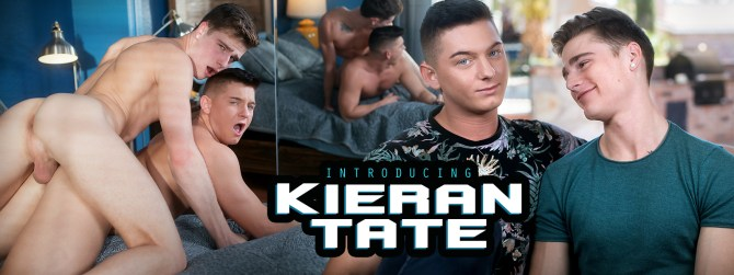 Introducing Kieran Tate