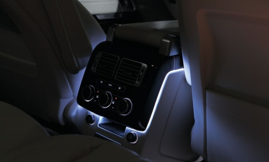 Rgb Led Ambient Lighting Center Console Land Rover