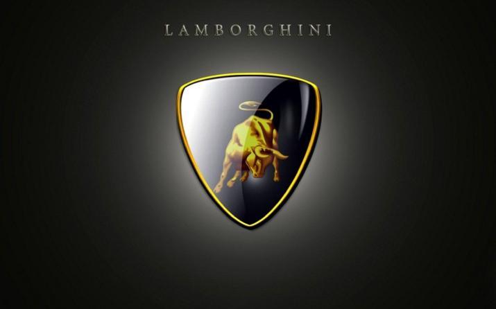 λογότυπο της Lamborghini