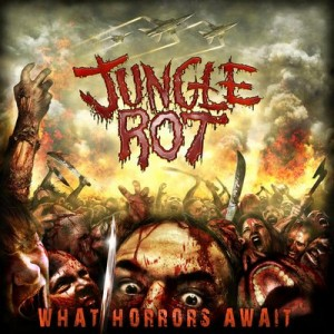 Jungle Rot - Cover
