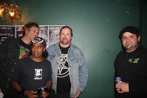 Rob, Joe, Sean, Blitz 2