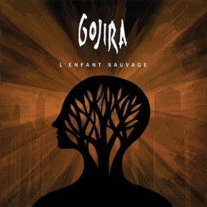 Gojira - L'enfant Sauvage cover art