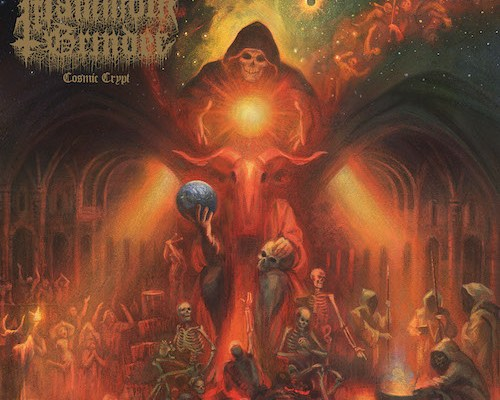 Mammoth Grinder Cosmic cover