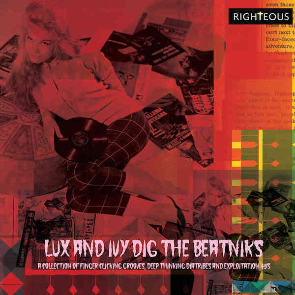Lux & Ivy Dig The Beatniks
