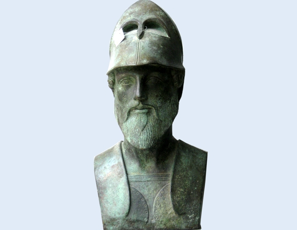 Statues Amp Busts Ancient Greek Busts Pericles The