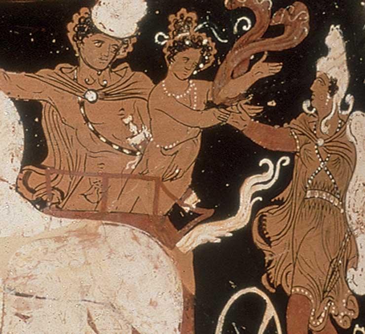 Layo, Crisipo y Pélope