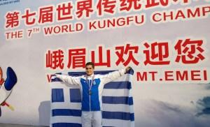2ος στον κόσμο ο 17χρονος Μυτιληνιός Γιώργος Κλάβας