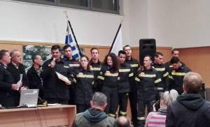 Φωτογραφικά στιγμιότυπα απο την χθεσινή εκδήλωση για την ημέρα εθελοντισμου που διοργάνωσε η Διοίκηση Πυροσβεστικων Υπηρεσιών Αχαϊας