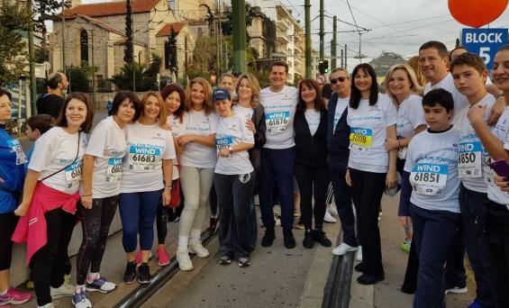 Run for Tourism: Η Περιφέρεια Νοτίου Αιγαίου και το Υπουργείο Τουρισμού τρέχουν στον 5ο Διεθνή Μαραθώνιο Ρόδου