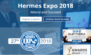 hermes expo HERMES EXPO CONTINUES TO BRIDGE REGIONAL BUSINESSES IN THE U.S., GREECE, AND BALKANS