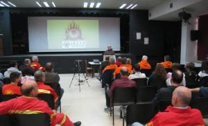 Εθελοντική Δασοπροστασία Δήμου Καισαριανής  Βασική Εκπαίδευση Εθελοντών Δασοπροστασίας 2018