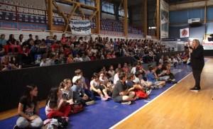 Με εξαιρετική επιτυχία πραγματοποιήθηκε στην Αμαλιάδα το πρόγραμμα «Αθλητισμός για την Ειρήνη – Πρόγραμμα 5 Κύκλων»