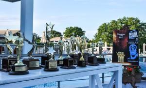Eτήσια γιορτή Απονομής βραβείων και αριστείων στους συνεργάτες του αμερικανικού οργανισμού Εllopia Films USA