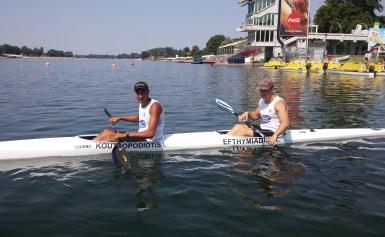 H Ελληνική Ομοσπονδία Κάνοε Καγιάκ στους Μεσογειακούς Αγώνες Με έξι αθλητές και αθλήτριες
