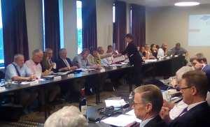 Ολοκληρωθηκε χθες με μεγαλη επιτυχια το ετησιο συνεδριο της EBU στο Βελιγραδι