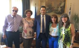 Tο Συνέδριο της Διεθνούς Ένωσης Ευρωπαίων Δημοσιογράφων θα πραγματοποιηθεί στον νομό Αιτωλοακαρνανίας